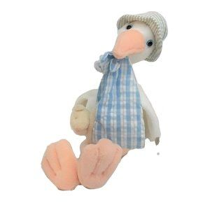 Russ Baby Bundles Stork Plush Blessings from Above